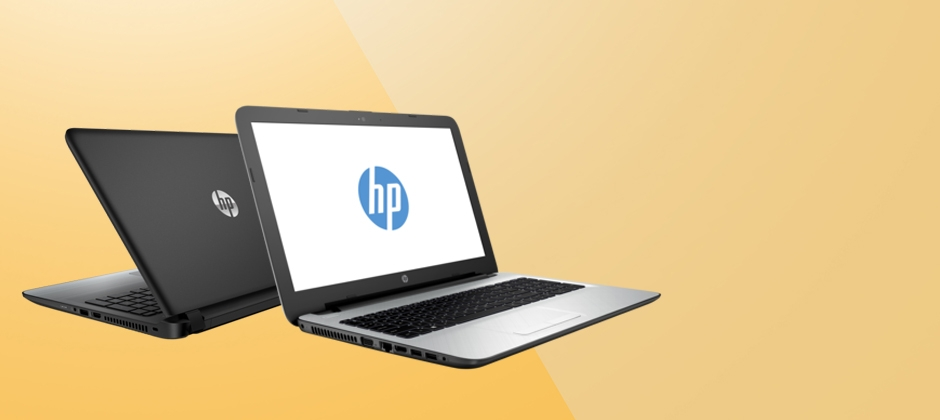 HP notebookok Windows-al