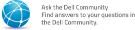 Ask Dell Community