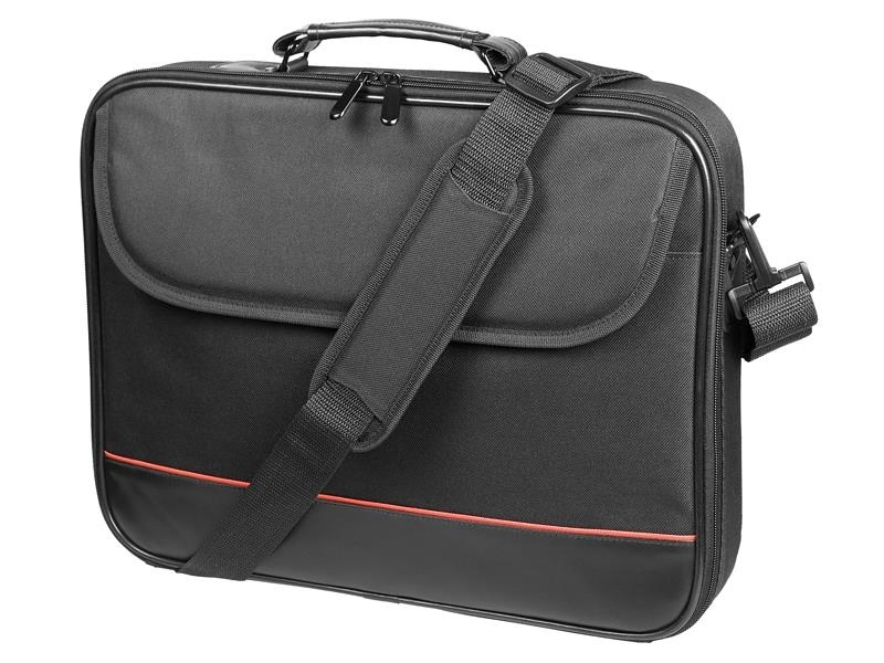 Tracer Straight Notebook táska 17   Fekete (TRATOR43468) 818dfa8556