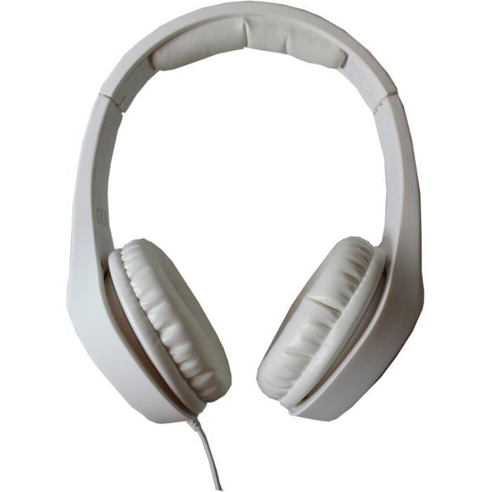 MAXELL MXH-HP500 PLAY Fejhallgató Fehér (303638.00.CN) 25e4c0fbf6