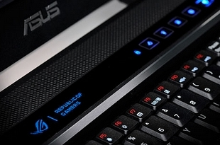Asus G70S Notebook 64Bit