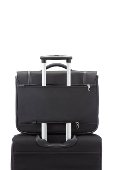 cc9d912a2199 Samsonite X'Blade Business 2.0 Briefcase 3 Gussets 16'' Fekete Notebook  Táska (