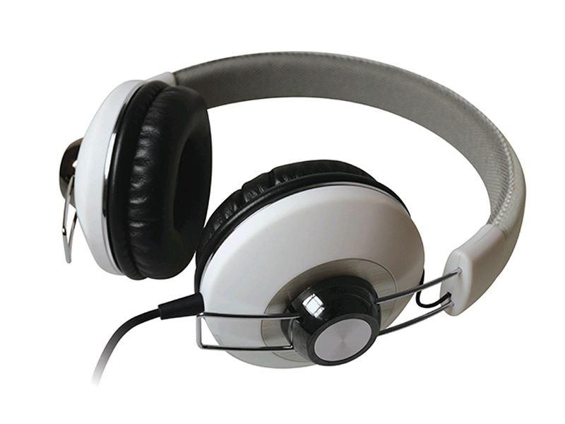 MAXELL RETRO DJ2 Fejhallgató Fehér (303631.00.CN) b3db3af299