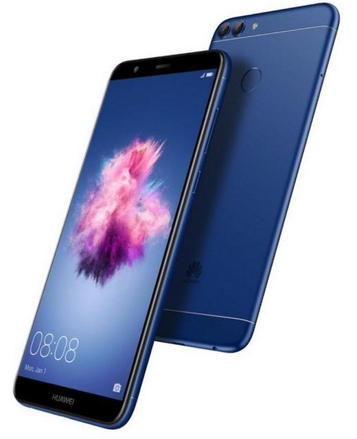 Huawei P smart DualSim 32 GB Kék Okostelefon (51092DBT) 79d1437081