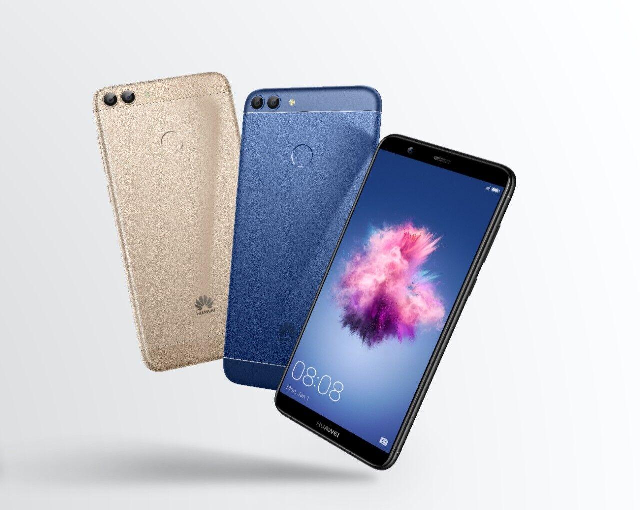 Huawei P smart DualSim 32 GB Fekete Okostelefon (51092DBS) 7cccdc5167