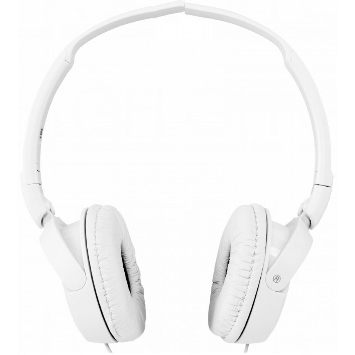 Sony MDR-ZX110APW fehér mikrofonos fejhallgató (MDRZX110APW.CE7) 8b2abf068d