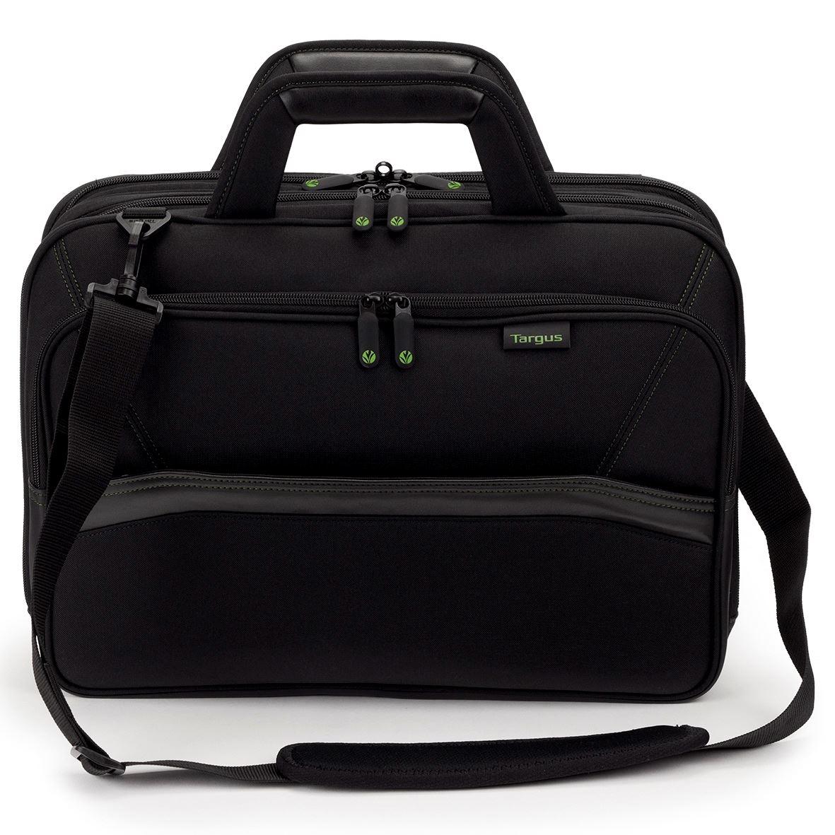 TARGUS EcoSpruce 15.6   fekete-zöld notebook táska (TBT262EU) 880a9632a3