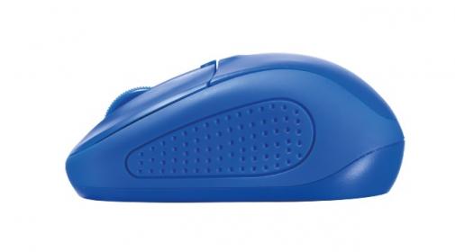 Trust Primo wireless optikai kék egér (20786)