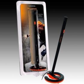 CANYON CNR-MIC01N Mikrofon Fekete-Narancs