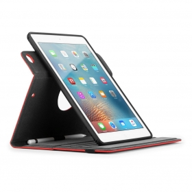 Targus Versavu Rotating iPad Pro/ iPad Air 2 & iPad Air 9.7'' piros tablet tok (THZ63403GL)