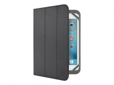 Belkin Trifold Low Cost Folio 8'' fekete tablet tok (F7P355btC00)