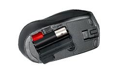 Genius Traveler D6600 wireless optikai fekete-ezüst egér (31030104101)