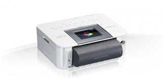 Canon Selphy CP1000 Hőszublimációs Fotónyomtató (0011C012AA,0011C012)