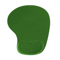 VAKOSS  PD-424GN  zselés csuklótámaszos zöld egérpad