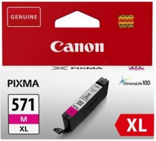 Canon CLI-571M XL magenta tintapatron (0333C001)