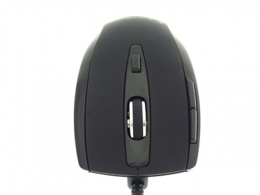Gembird MUS-GU-01 USB lézer fekete egér
