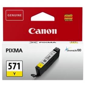 Canon CLI-571Y Sárga Tintapatron (0388C001)