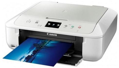 Canon PIXMA MG6851 Fehér Multifunkciós nyomtató (0519C026)