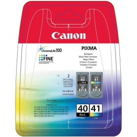 Canon PG-40 + CL-41 Multipack Tintapatron (0615B043)