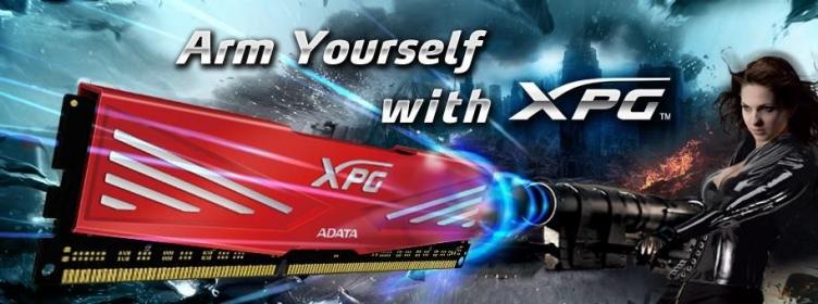 Adata XPG Gaming DDR3  4GB (AX3U1600C4G9-RB)