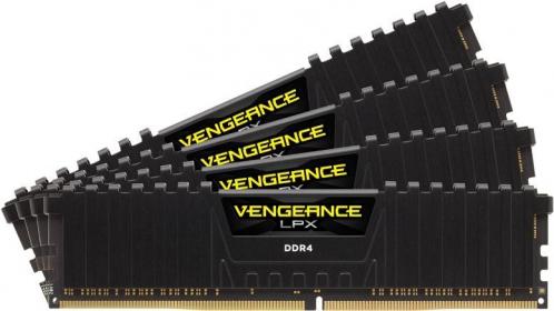 Corsair Vengeance LPX 16GB (4x4GB) 2133MHz DDR4 (CMK16GX4M4A2133C13)