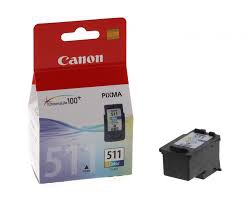 Canon CL-511 színes tintapatron (2972B001AA)