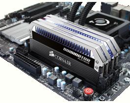 Corsair Dominator Platinum 32GB (4x8GB) DDR3 (CMD32GX3M4A1866C10)