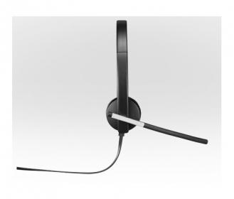 Logitech H650e Stereo Fejhallgató (981-000519)
