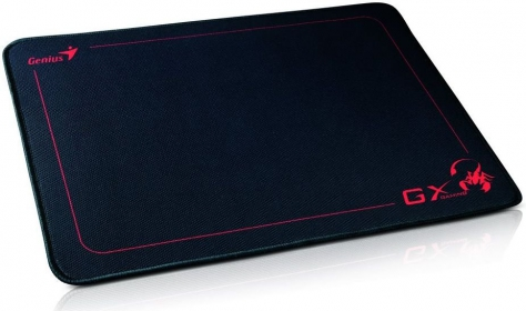 Genius GX-Control P100 fekete gamer egérpad (31250056100)