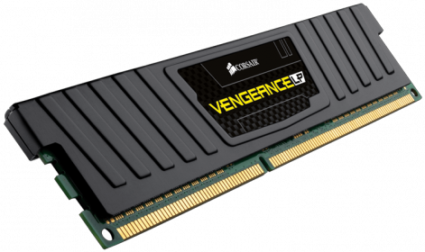 Corsair Vengeance LP 8GB 1600MHz DDR3 (CML8GX3M1A1600C10)
