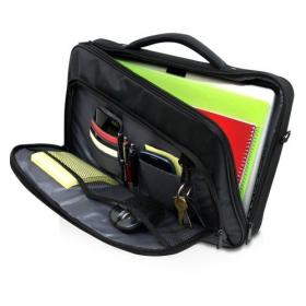 V7 Professional II Frontloader Notebook Táska 17,3'' Fekete (CCP22-9E)
