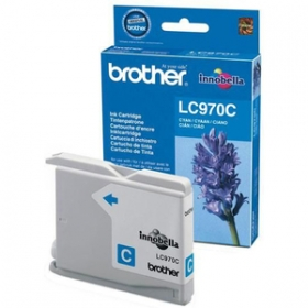 Brother LC-970C Tintapatron (LC970C)