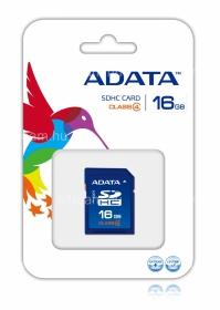 ADATA SDHC 16GB Class 4 memóriakártya (ASDH16GCL4-R)