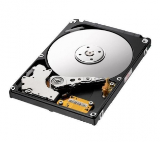 WesternDigital 500GB 64MB  merevlemez Fekete (WD5003AZEX)