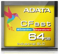Adata CFast Kártya 64GB (ISC3E-064GM)