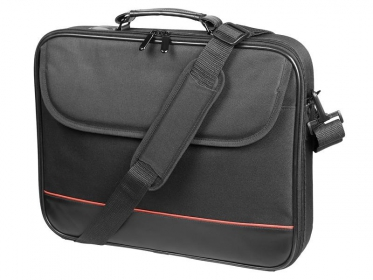 Tracer Straight Notebook táska 17'' Fekete (TRATOR43468)