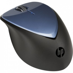 HP X4000 wireless lézer kék-fekete egér (H1D34AA#ABB)