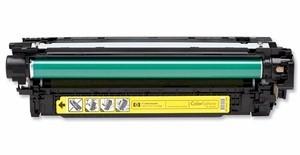 HP 507A sárga toner (CE402A)