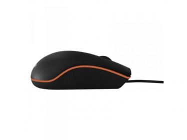 Approx APPOMNBO USB optikai fekete-narancs egér