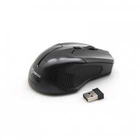 Sbox WM-9017B wireless optikai fekete egér