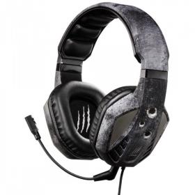 Hama uRage SoundZ Evo USB mikrofonos fekete mintás gamer headset (113737)