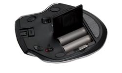 GENIUS ERGO 8800 wireless optikai fekete-szürke egér