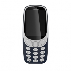 NOKIA 3310 DS Sötétkék Mobiltelefon (A00028108)