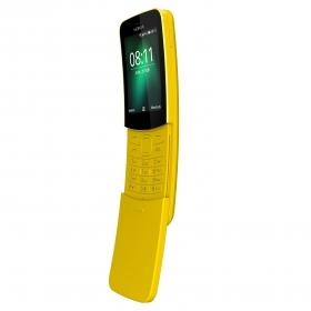 NOKIA 8110 4G DualSim Citromsárga (16ARGY01A15)