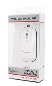 Gembird MUS-PTU-001-W Phoenix USB optikai érintőgörgős fehér egér