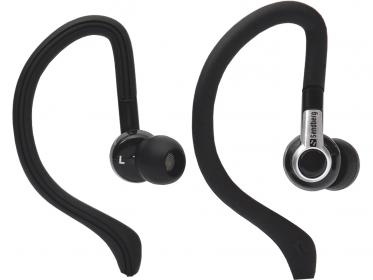 Sandberg Sports fekete fülhallgató (125-97)