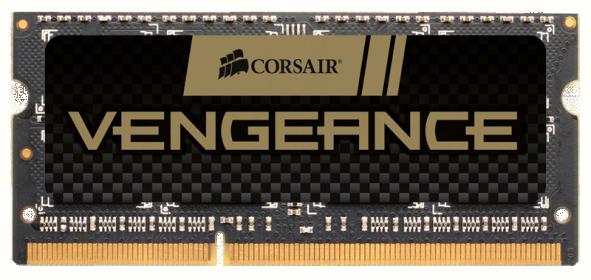 Corsair 4GB 1600MHz DDR3 (CMSX4GX3M1A1600C9)