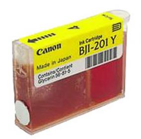 Canon BJI-201Y sárga tintapatron (0949A001AA)