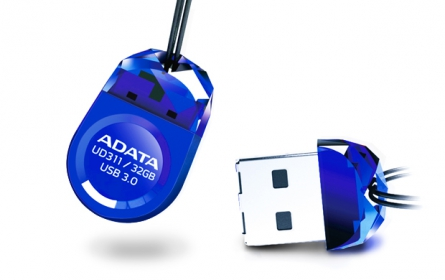 Adata Flashdrive DashDrive Durable UD311 32GB Kék(AUD311-32G-RBL)