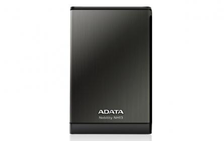 ADATA NH13 1TB Külső merevlemez Metal fekete (ANH13-1TU3-CBK)